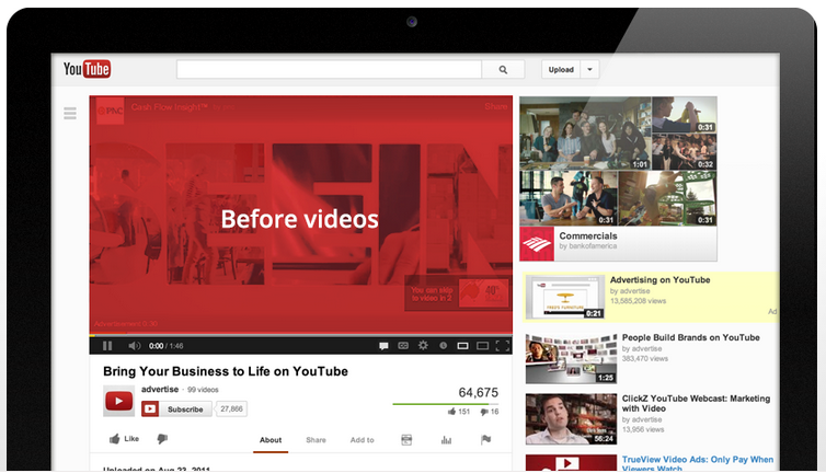 Youtube Video Advertising and Campaign Management