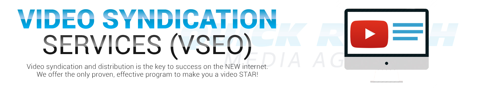 video sydication top banner