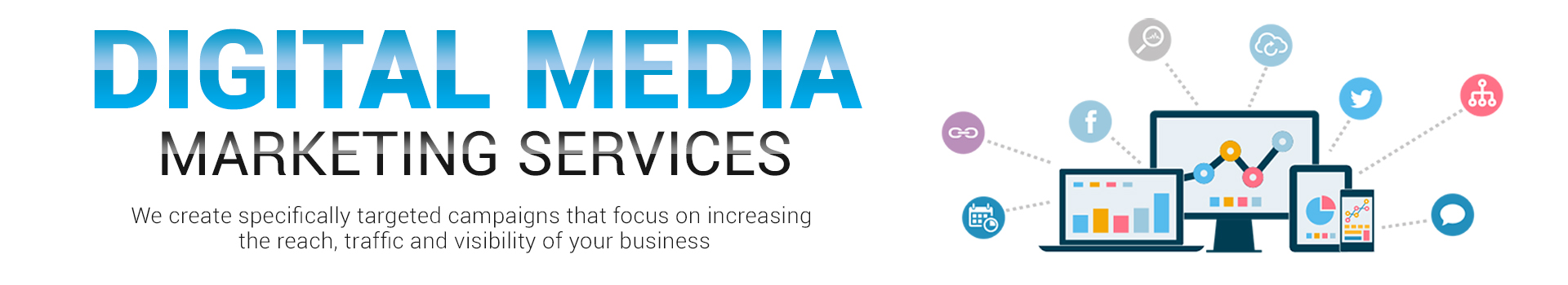 Digital Media Marketing Services | Quick Reach Media