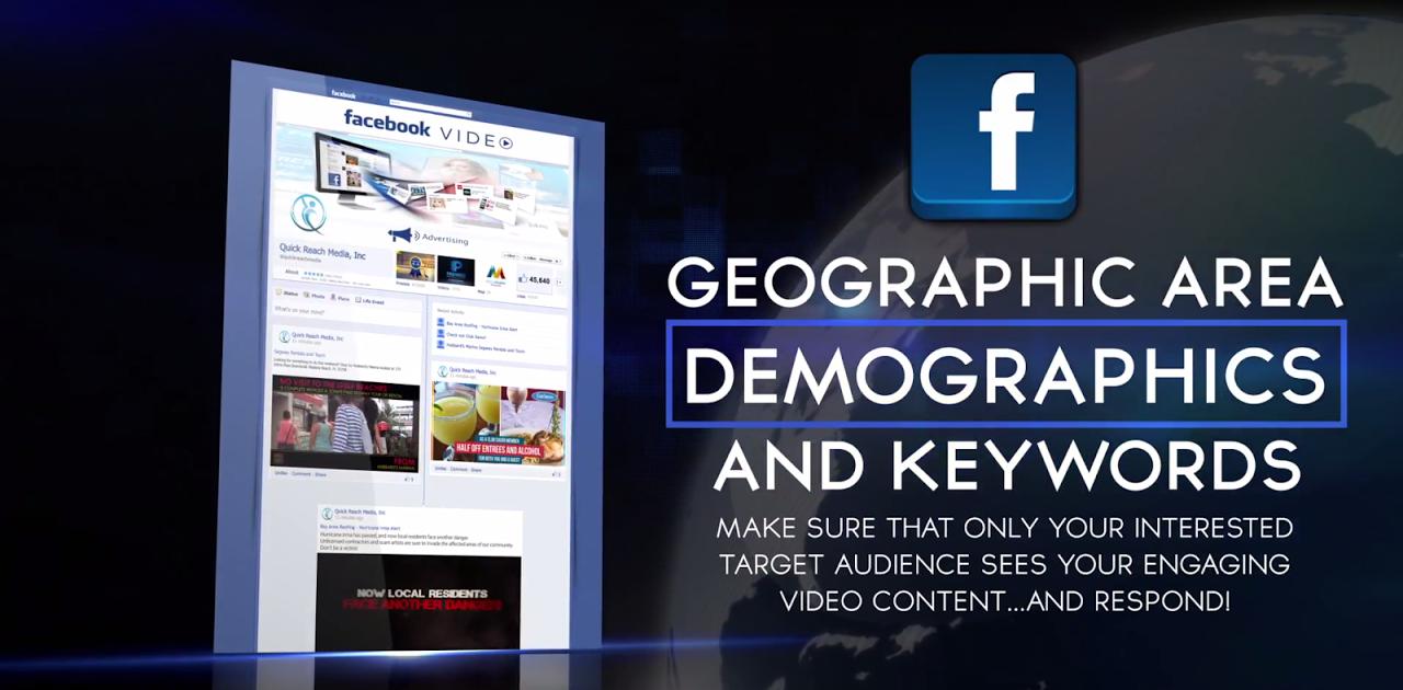 Facebook Video Advertising