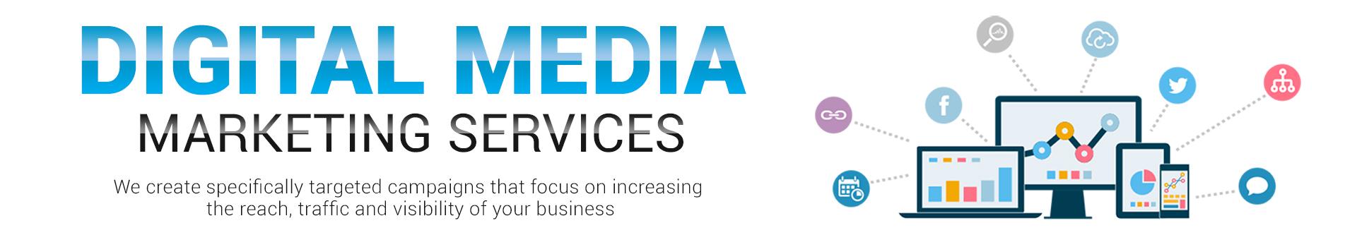Digital Media Marketing Services | Quick Reach Media